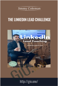 The Linkedin Lead Challenge – Jimmy Coleman