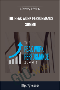 The Peak Work Performance Summit