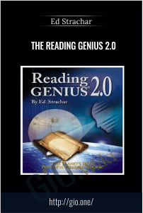 The Reading Genius 2.0 – Ed Strachar