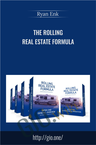 The Rolling Real Estate Formula - Ryan Enk