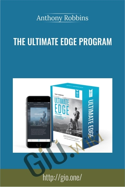 The Ultimate Edge Program - Anthony Robbins