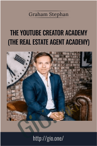 The YouTube Creator Academy (The Real Estate Agent Academy) - Graham Stephan