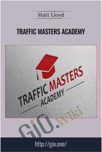 Traffic Masters Academy – Matt Lloyd