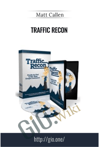 Traffic Recon - Matt Callen