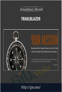 Trailblazer – Jonathan Mead