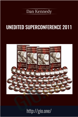 Unedited SuperConference 2011 – Dan Kennedy