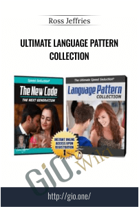 Ultimate Language Pattern Collection – Ross Jeffries