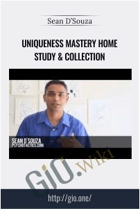 Uniqueness Mastery Home Study & Collection – Sean D'Souza