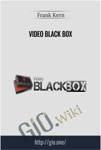 Video Black Box – Frank Kern