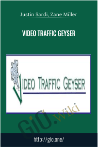 Video Traffic Geyser – Justin Sardi, Zane Miller