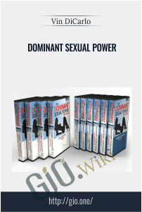 Dominant Sexual Power - Vin DiCarlo