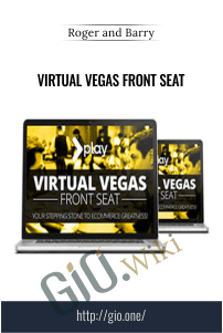 Virtual Vegas Front Seat – Roger and Barry