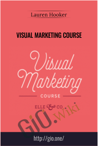 Visual Marketing course - Lauren Hooker