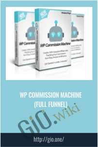 WP Commission Machine (Full Funnel)