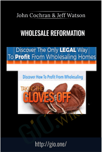 Wholesale Reformation – John Cochran & Jeff Watson