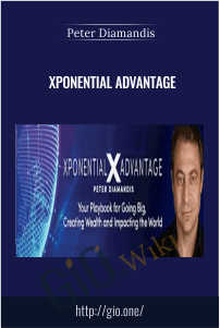 Xponential Advantage – Peter Diamandis