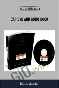 Zap DVD and Guide Book – Jay Noblezada