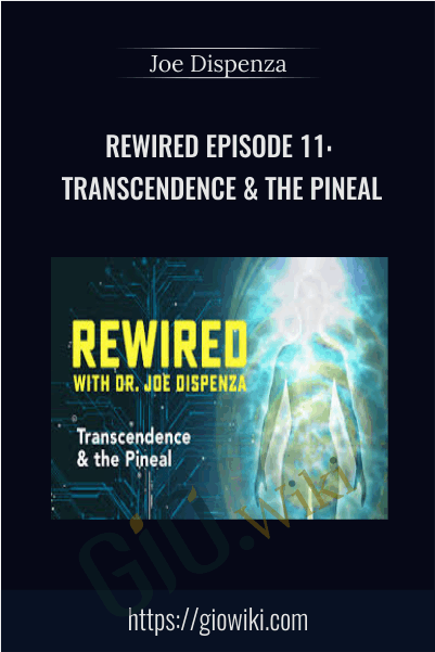 Rewired Episode 11: Transcendence & the Pineal - Joe Dispenza