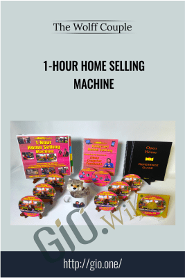 1-Hour Home Selling Machine – Wolff Couple