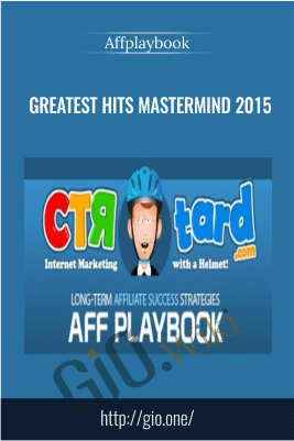 Greatest Hits Mastermind 2015 – Affplaybook