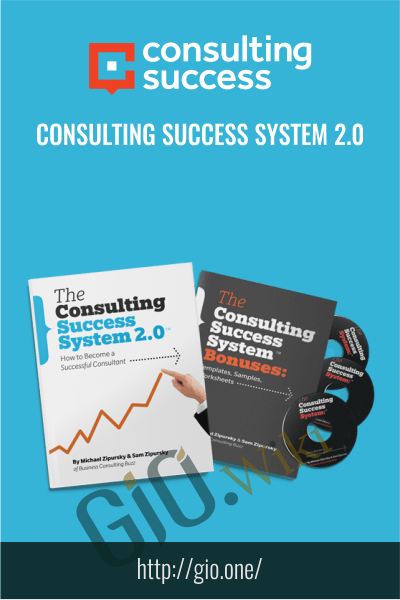 Consulting Success System 2.0 - Michael Zipursky