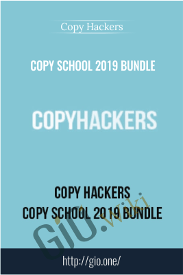Copy School 2019 Bundle – Copy Hackers