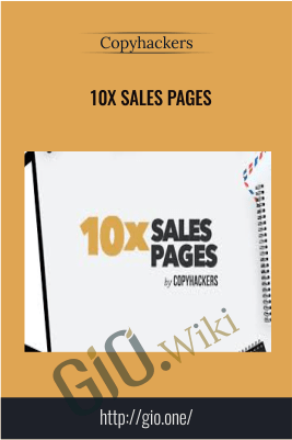 10x Sales Pages – Copyhackers