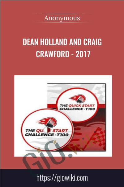Dean Holland and Craig Crawford - 2017