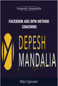 Facebook Ads BPM Method Coaching