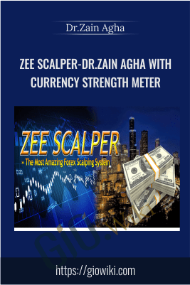 Zee Scalper-Dr.Zain Agha with Currency Strength Meter