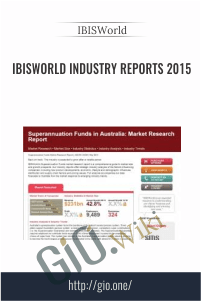 IBISWorld Industry Reports 2015 - IBISWorld