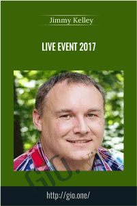 Live Event 2017 – Jimmy Kelley