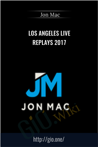 Los Angeles Live Replays 2017 – Jon Mac