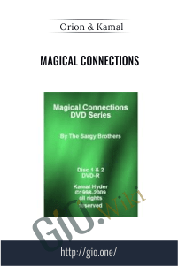 Magical Connections – Orion & Kamal