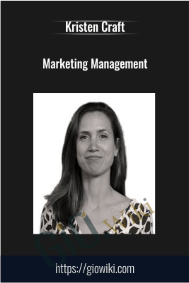 Marketing Management - ConversionXL, Kristen Craft