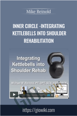 Inner Circle - Integrating Kettlebells into Shoulder Rehabilitation - Mike Reinold