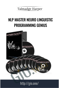 NLP Master Neuro Linguistic Programming Genius – Talmadge Harper