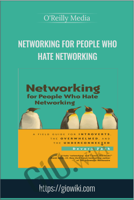 Networking for People Who Hate Networking - O'Reilly Media
