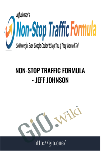 Non-Stop Traffic Formula - Jeff Johnson