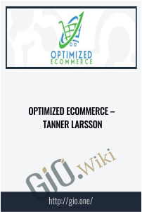 Optimized Ecommerce – Tanner Larsson