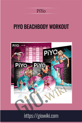 PiYo Beachbody Workout - PiYo