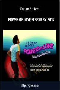 Power of Love February 2017 – Susan Seifert