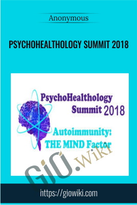 PsychoHealthology Summit 2018