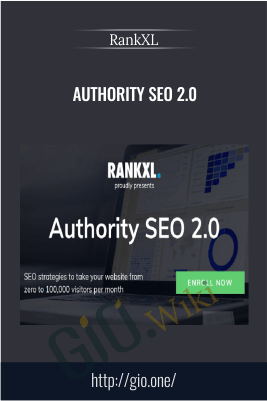Authority SEO 2.0 – RankXL