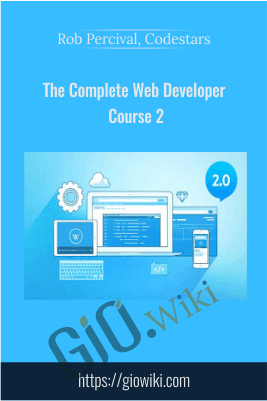 The Complete Web Developer Course 2 - Rob Percival