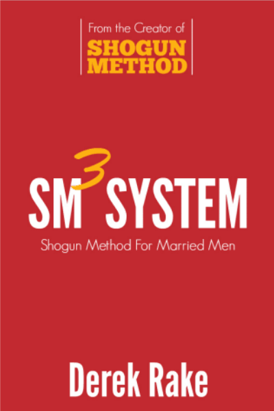 Shogun Method For Married Men – Derek Rake