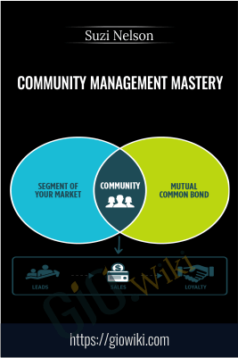 Community Management Mastery – Suzi Nelson (DigitalMarketer)