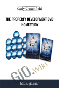 The Property Development DVD Homestudy – Carly Crutchfield
