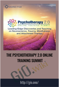 The Psychotherapy 2.0 Online Training Summit
