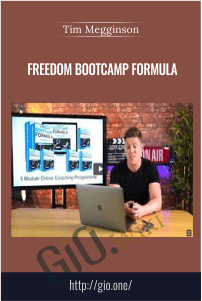 Freedom Bootcamp Formula – Tim Megginson